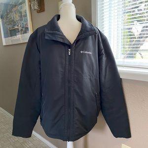 Columbia men's fleece lined winter jacket, Sz. XL
